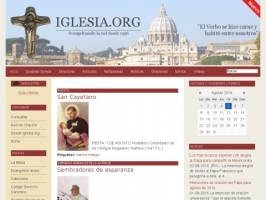 Iglesia.org El directorio Catolico en Internet