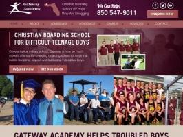 Christian Military School - Gateway Helps Boys