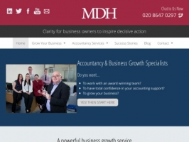 MDH Chartered Certified Accountants