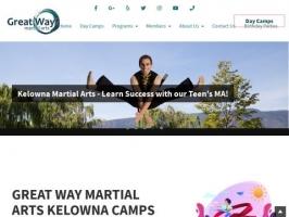 Martial Arts Camps in Kelowna