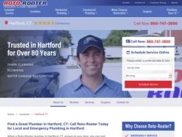 Roto-Rooter: Plumbers in Hartford