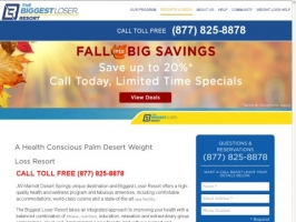 Biggest Loser Resort Palm Desert