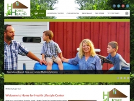 Home for Health Lifestyle Center