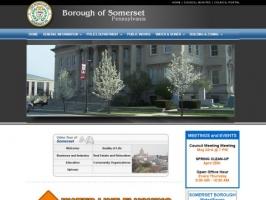 Borough of Somerset PA