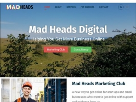 Mad Heads - Digital Marketing Company In Sussex