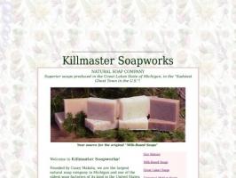 Killmaster Soapworks Natural Soap Company
