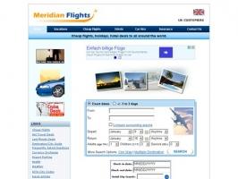 Cheap Flights from Meridian Flights