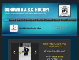 Oshawa N.A.S.C Hockey