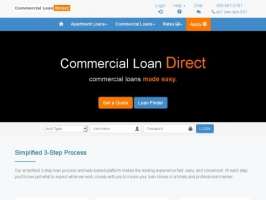 Commercial Mortgage Banker - Apartment Loans