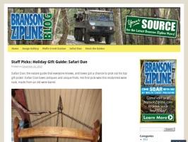Branson Zipline Blog