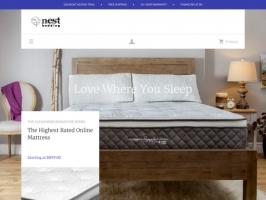 Nest Bedding Organic Mattress and Bedding
