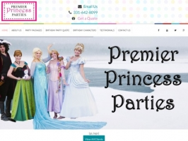 Princess Parties Chicago