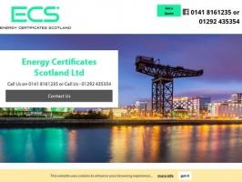 Energy Safety Certificates & Checks Ayrshire, Glasgow | ECS