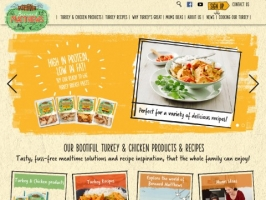 Bernard Matthews – Frozen, fresh & cooked products