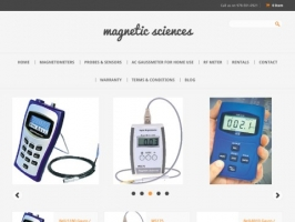 Magnetometer, Gaussmeter, Teslameter, Probes