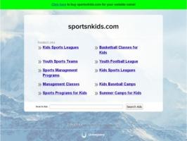 Sportsnkids