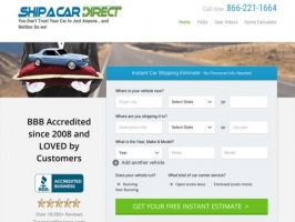 Ship A Car Direct
