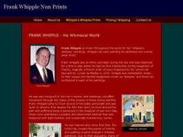 The Whimsical World of Frank Whipple
