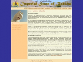 Babkha : A Micronation Based on Persian Culture