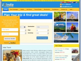 India travel agency offering all India travel, hot