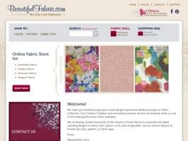 Beautiful Fabric.com