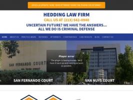 San Fernando Valley Criminal Defense Attorney