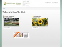 Welcome To Ontario Flower Growers Home Page