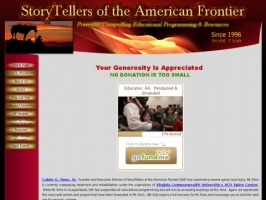 StoryTellers of the American Frontier