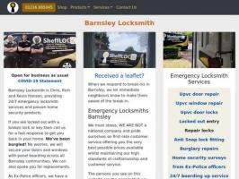Locksmith Barnsley