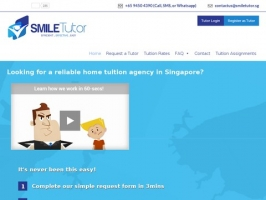 SmileTutor Home Tuition Agency
