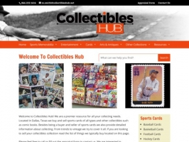 Collectibles Hub