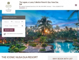 The Laguna, a Luxury Collection Resort & Spa Bali