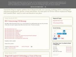Webmaster Resources Blog