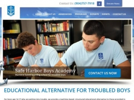 Safe Harbor Academy - For At-Risk Boys