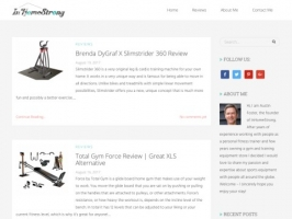InHomeStrong - Fitness Equipment Ratings and Reviews