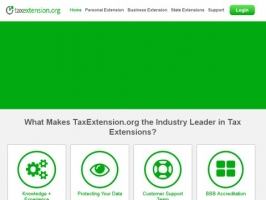 Tax Extension: IRS Extension