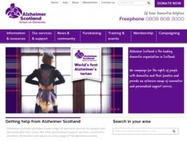 Alzheimer Scotland - Action on Dementia