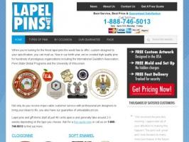 LapelPins.net - Custom Emblematics