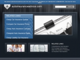 Auto Insurance Advice