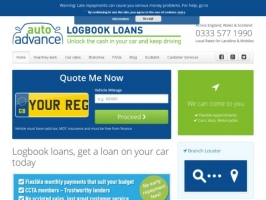 Auto Advance - Logbook Loans