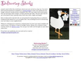 Delivering Storks
