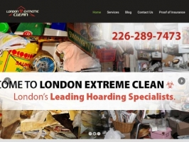 Hoarding Cleanup London