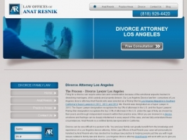 Divorce Attorney Los Angeles