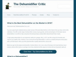 The  	Best Dehumidifier Reviews and Ratings