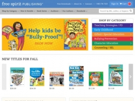 Free Spirit Publishing - Character Education