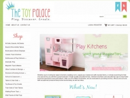 Educational Toys for Children at The Toy Palace