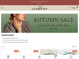 Jadepop.com - Real Jade Bracelet