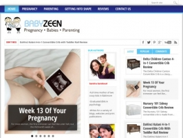 BabyZeen - New online magazine for parents