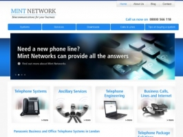 Mint Networks: London Telephone Systems