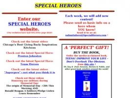 SPECIAL HEROES